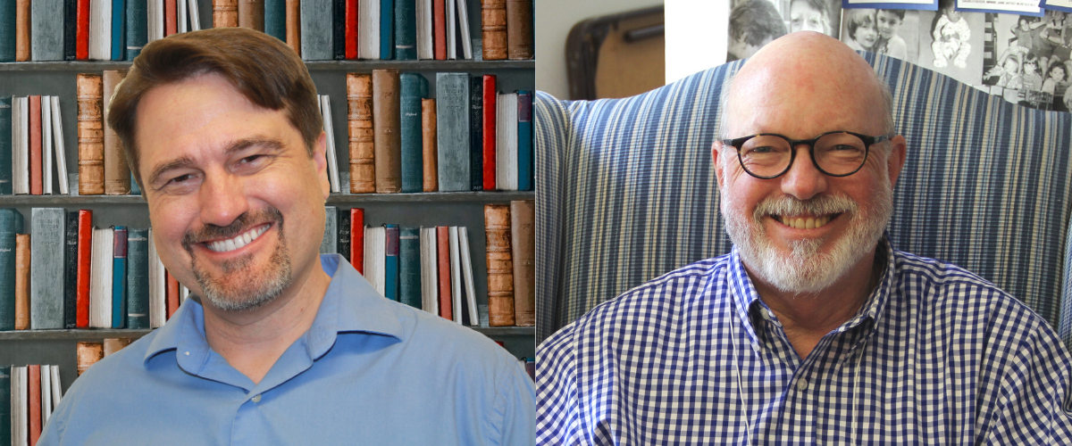 On Vocal Ministry authors Barry Crossno and J. Brent Bill